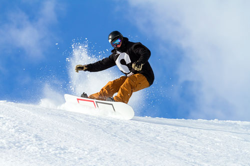 Brian Head Snowboarding